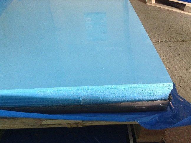 Листовой пластик для лодки 117